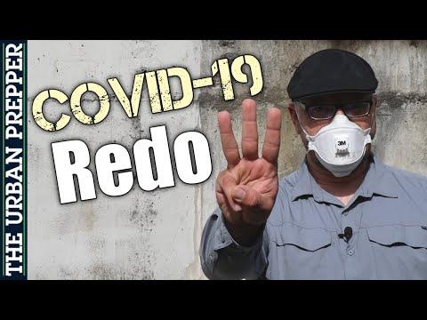 COVID-19 Redo: 3 Preps I'd Change #Coronavirus