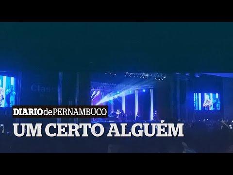 Confira trecho do show de Lulu Santos em Olinda