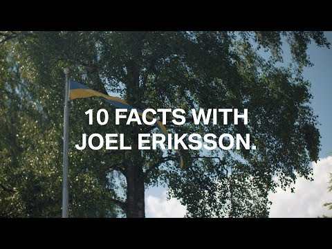 10 fakta om Joel Eriksson, DTM-förare