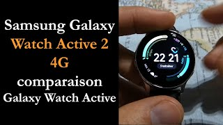 vidéo test Samsung Galaxy Watch Active 2 par Montre cardio GPS