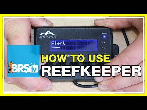 How to use a ReefKeeper as temperature controller | BRStv How-To