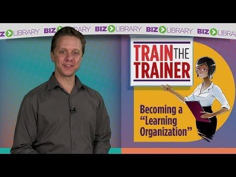 Becoming a Learning Organization