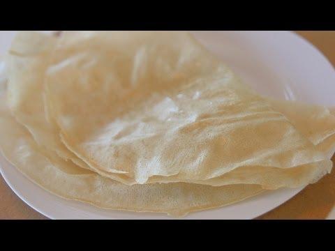 Warka - Homemade Moroccan Phyllo Dough Recipe - CookingWithAlia - Episode 320 - UCB8yzUOYzM30kGjwc97_Fvw
