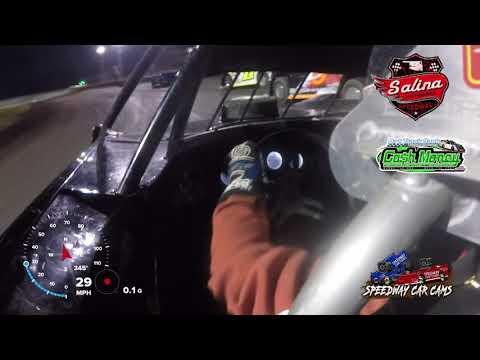 #00 Cody jolly - Cash Money Late Model - 5-1-2021 Slaina Highbanks - In Car Camera - dirt track racing video image