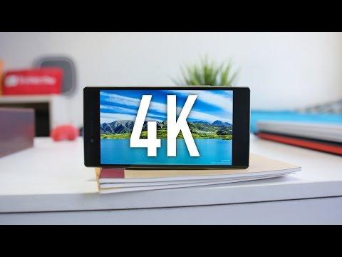 Sony Xperia Z5 Premium: A 4K Smartphone! - UCBJycsmduvYEL83R_U4JriQ