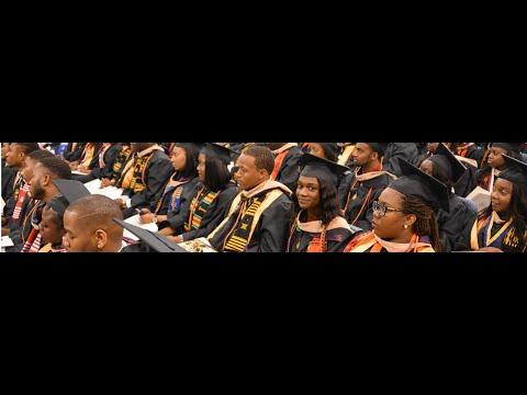 Claflin University 2020 Fall Virtual Commencement