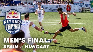 Red Bull Neymar Jr's Five 2019 Men's Final: Spain vs Hungary | Five-A-Side Football Tournament
