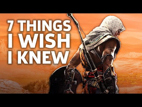 Assassin's Creed Origins - 7 Essential Tips - UCbu2SsF-Or3Rsn3NxqODImw