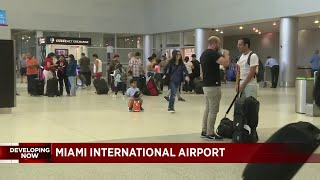 US Customs systems outage causes delays at South Florida airports, ports