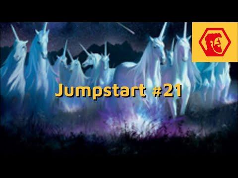 MTGA Jumpstart #21 - Legião de Magos