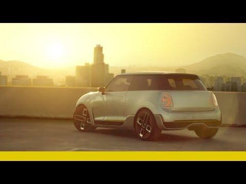 MINI Presents: The New MINI Electric Concept