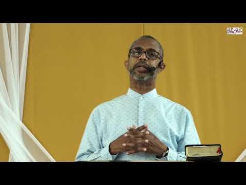Thursday Bible Study - April 15, 2021