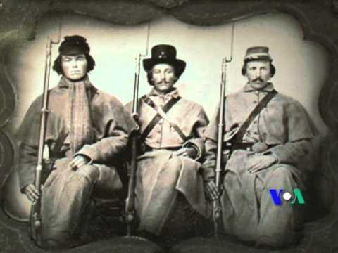 Thủ đô miền nam Hoa Kỳ trong thời nội chiến (VOA)