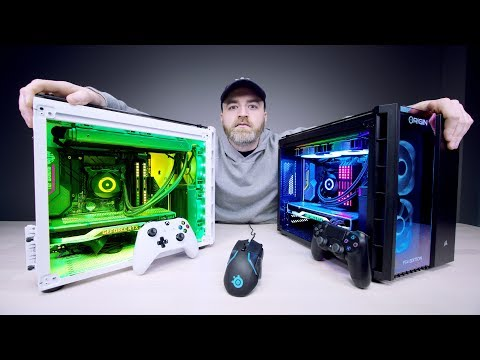 Gaming PC With Built-In Console V2 (XBOX or PlayStation)