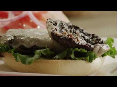 How to Make Portobello Mushroom Burgers - UC4tAgeVdaNB5vD_mBoxg50w