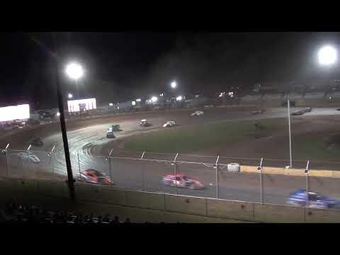 Legendary Midwest Mod Feature 2 Thursday - Cedar Lake Speedway 09/16/2021 - dirt track racing video image