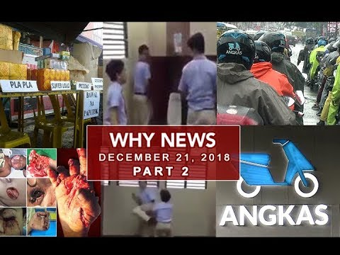 UNTV: Why News (December 21, 2018) PART 2