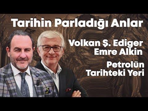 Tarihin Parladığı Anlar - 26 Nisan 2020 - Prof. Dr. Emre Alkin - Prof. Dr. Volkan Şevket Ediger