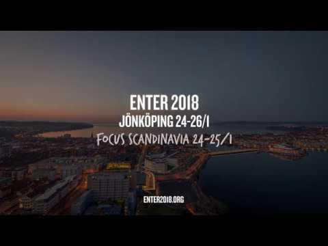 Välkommen till Enter2018