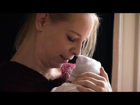 Naomi had zwangerschapsvergiftiging: 'Ik zag sterretjes'