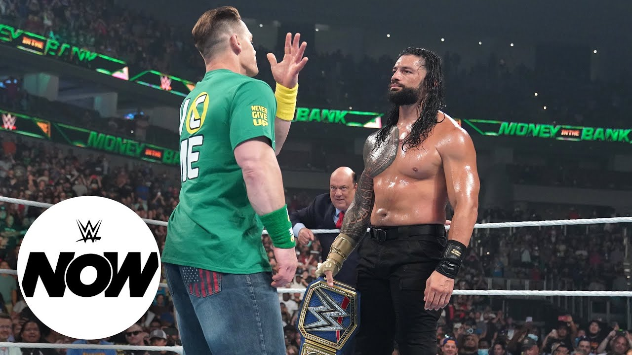 Full WWE Money in the Bank 2021 results: WWE Now
