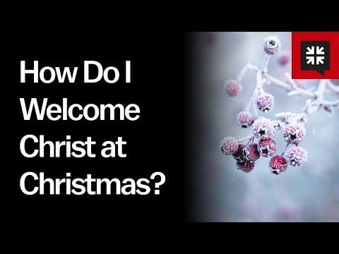 How Do I Welcome Christ at Christmas? // Ask Pastor John