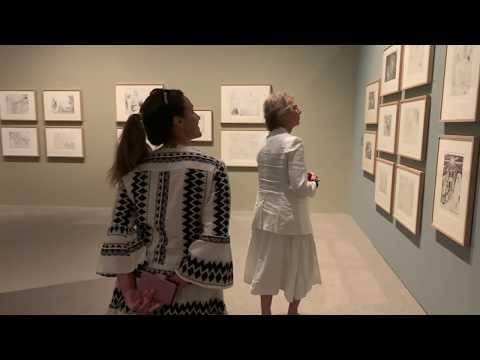 Bli med inn i Picasso-utstillingen: Del 3