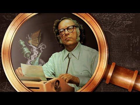 A vida de Isaac Asimov e a robótica | Nerdologia