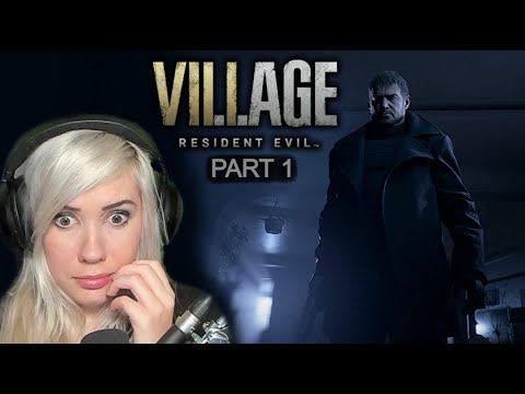 my wife hates me: RESIDENT EVIL VILLAGE (part 1)