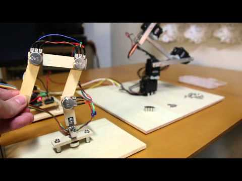 Robot Arm Screwing Around With Screws - UCy1q18ivH441PJQAoTYf9pQ