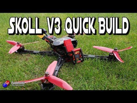 Flynoceros Skoll V3: Complete Build