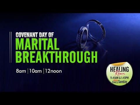 Covenant Day of Marital Breakthrough  07-18-2021  Winners Chapel Maryland Winners Chapel Maryland