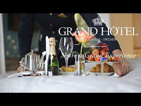 How to make the perfect breakfast in bed | The Grand Hôtel Tutorial