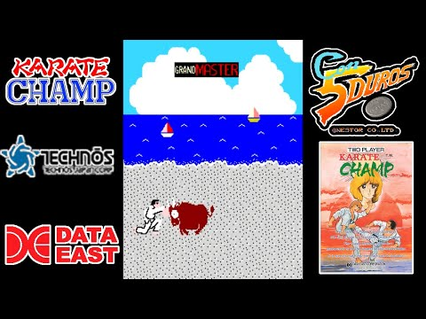 "KARATE CHAMP - ""CON 5 DUROS"" Episodio 931 (+Masters of Combat / Master System) (1cc) (RANK CHAMP)"