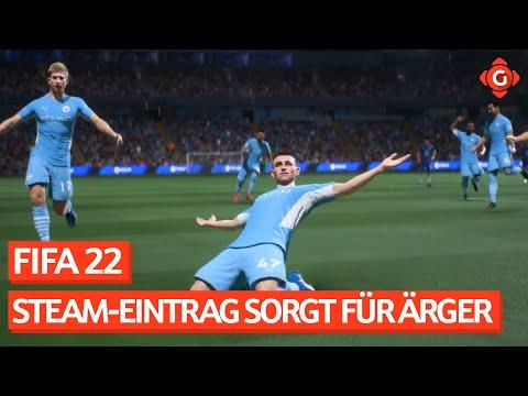 FIFA 22: Steam-Eintrag sorgt für Ärger. Ghostwire: Tokyo wird verschoben! | GW-News 14.07.2021