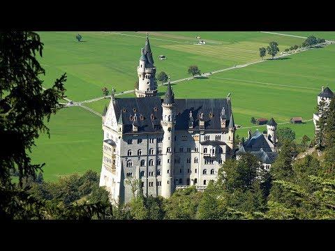Neuschwanstein Castle, Germany in 4K Ultra HD