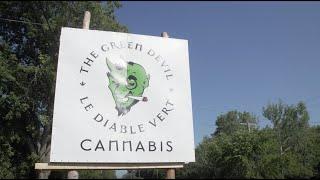 Les Mohawks veulent participer à l'industrie du cannabis
