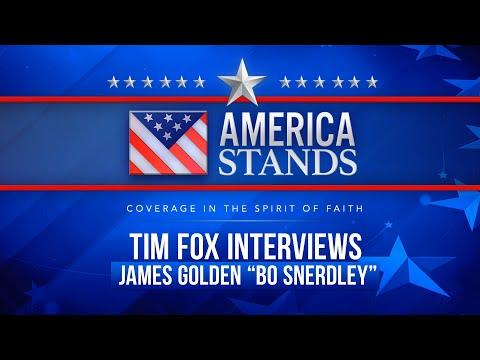 Tim Fox Interviews James Golden, aka Bo Snerdley, founder of New Journey PAC