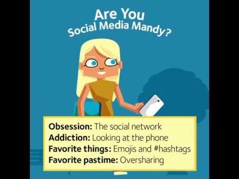 Fight Eye Fatigue: Social Media Mandy