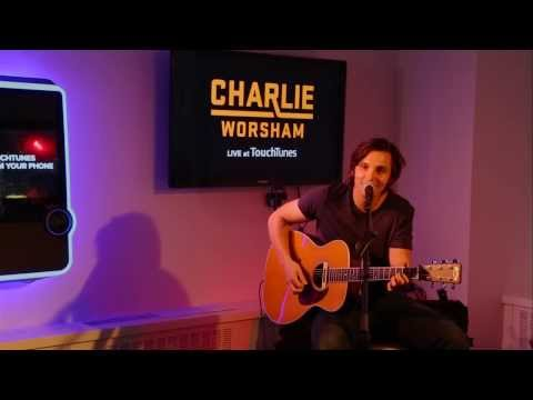"Charlie Worsham - ""Young To See"" Live at TouchTunes"