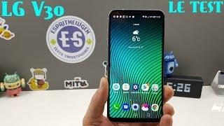 Vidéo-Test LG V30 par Espritnewgen