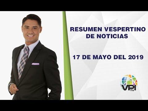 EN VIVO - Resumen de Noticias - Viernes 17 de Mayo