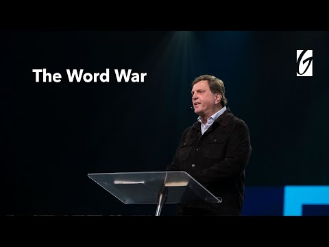 Jimmy Evans  The Word War  First Conference