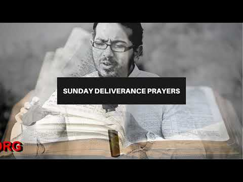 GOD'S POWER WILL SET YOU FREE FROM ALL BONDAGE, Sunday Deliverance Prayers with Ev Gabriel Fernandes