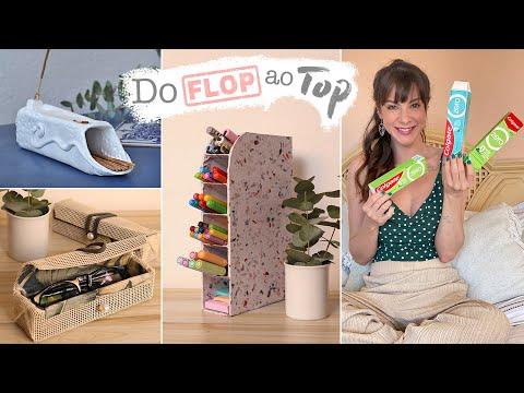 DIY c/ Caixinhas de creme dental! – Do Flop ao Top