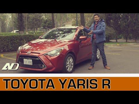 Toyota Yaris R - Se me hace conocido...