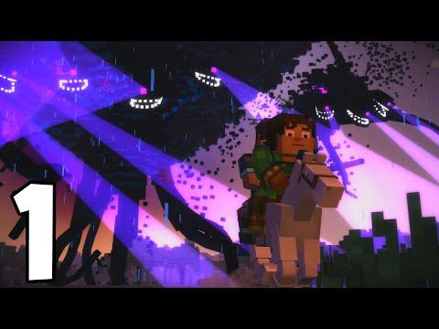 Minecraft Story Mode - Episode 4 - THE ESCAPE! (1) - default