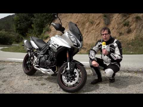 Motosx1000 : Test Triumph Tiger Sport