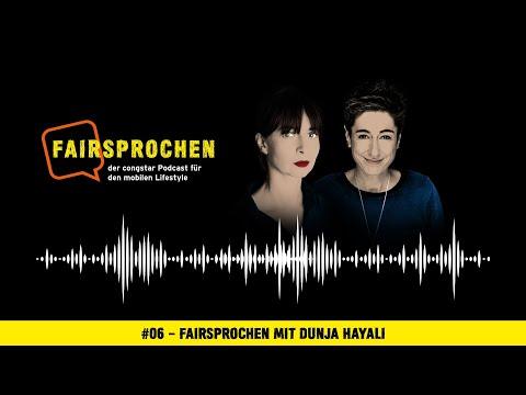 congstar Podcast #06 – FAIRsprochen mit Dunja Hayali