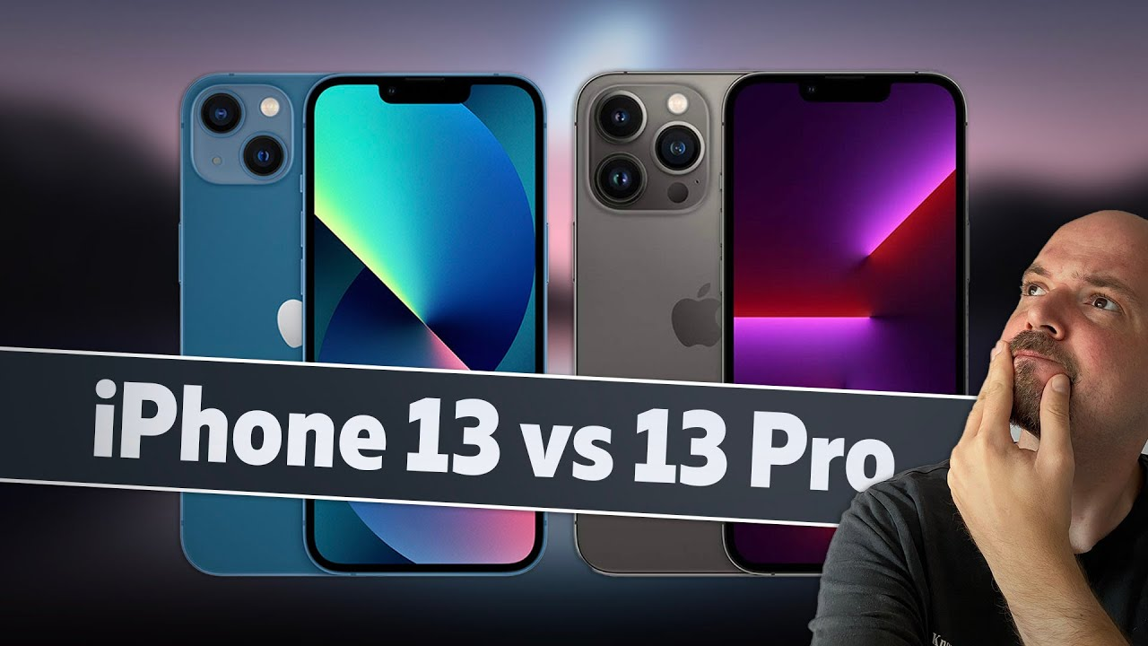 iPhone 13 or iPhone 13 Pro? Which one should you buy?